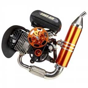 motor corsair black bull