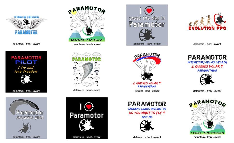 foto logos camisetas
