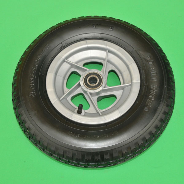 BA-12 | Wheel Paratrike grey