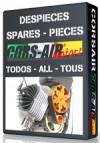 Corsair  | Despieces | Spares | Pieces
