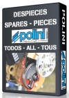 Polini  | Despieces | Spares | Pieces
