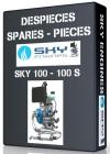 Sky Engines | Despieces | Spares | Pieces