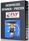 Fly Engine | Despieces | Spares | Pieces