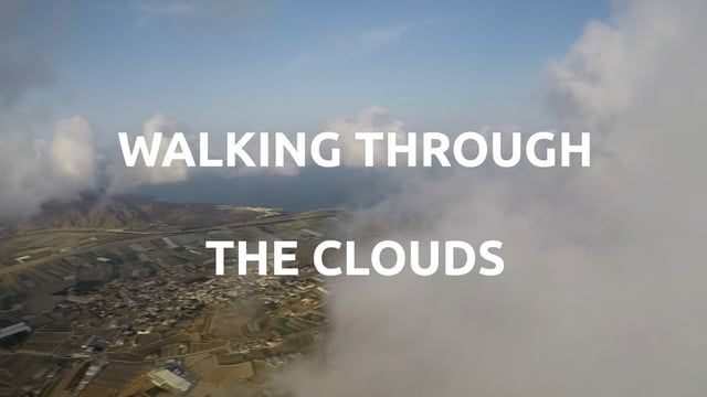 PXP Paramotor - Eros Frame - Walking through the Clouds (Version 1.0)