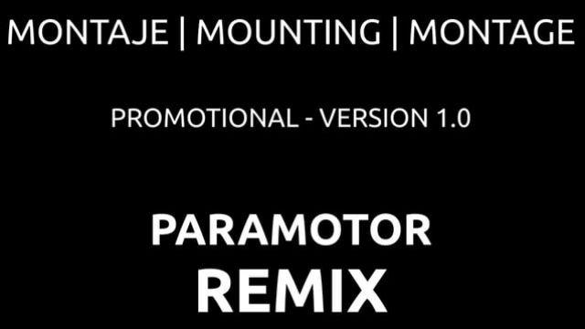 PXP Paramotor - Mounting - Paramotor Remix - 1.0