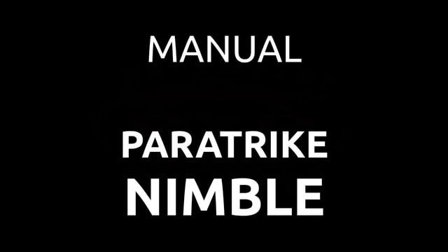 PXP Paramotor - Paratrike Nimble - Manual
